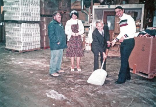 Erwin, Elemna Mârza, Pit Popovici, daniel Branzai la menoniți, Berlin, Ohio